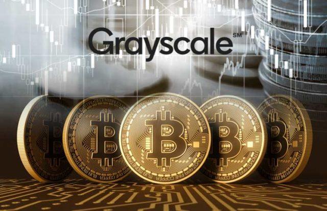 В четвертом квартале криптовалютные фонды Grayscale привлекли рекордные $3,26 млрд