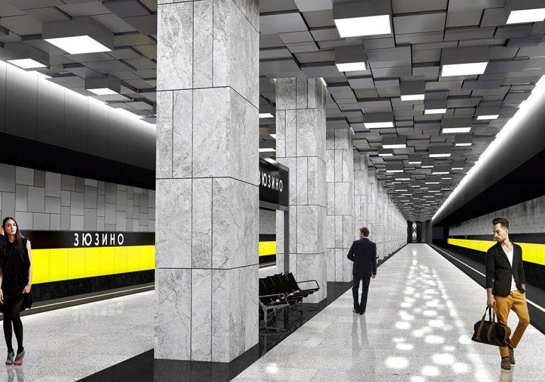В Москве за год откроют 11 новых станций метро