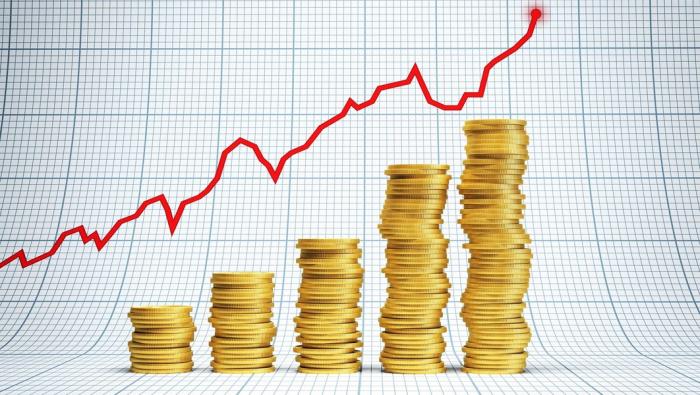 В прошлом году инфляция в России подскочила до четырехлетнего максимума