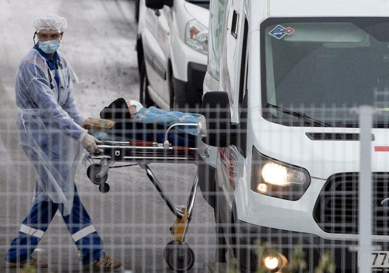 В России выявили 24 217 новых случаев коронавируса