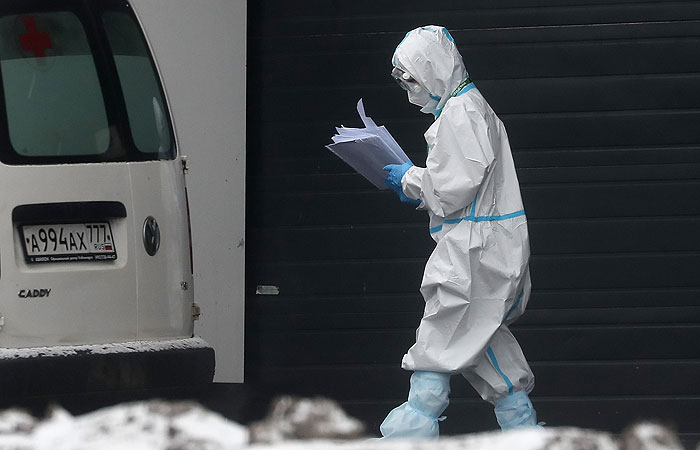 В России выявили более 23,6 тыс. новых случаев коронавируса