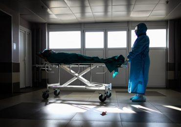 В России за сутки коронавирус обнаружили еще у 22 857 человек