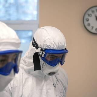 В России за сутки выявили 23 541 случай заражения коронавирусом
