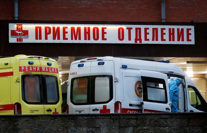 В России за сутки выявлено 23 315 новых случаев коронавируса