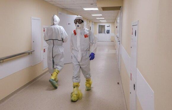 В России зафиксировали 23 652 случая коронавируса