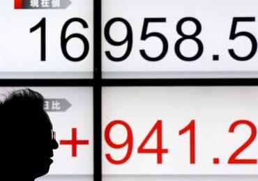 Японские акции в плюсе после повышения экономического прогноза МВФ